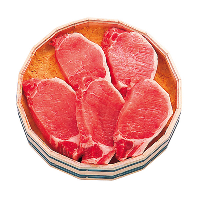 宮崎県産 黒豚ロースこうじ味噌漬