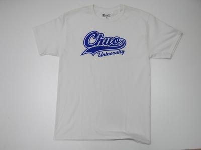 チャンピオン社製オリジナルTシャツ ホワイト