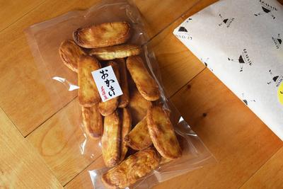 美津屋のおかき