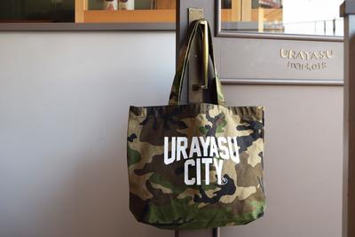 URAYASU CITY BAG