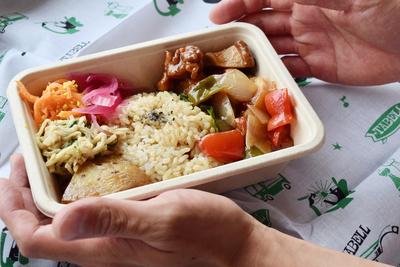 9/24(金) 店頭販売 TABELL「Vegan Lunch Box」