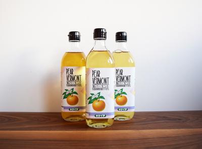 梨バーモント