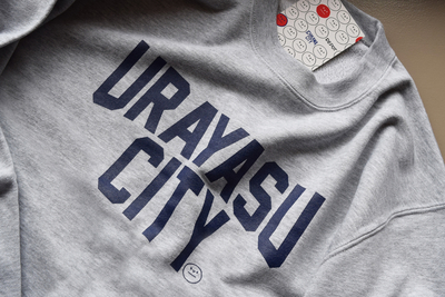 URAYASU CITY Sweatshirt(トレーナー)
