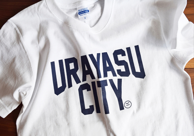 URAYASU CITY  T-shirt  < Adult >