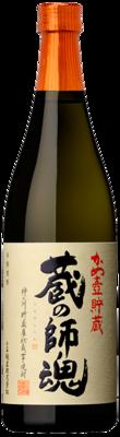 【芋焼酎】小正醸造 蔵の師魂 25度 720ml