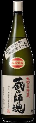【芋焼酎】小正醸造 蔵の師魂 益々繁盛 25度 4500ml