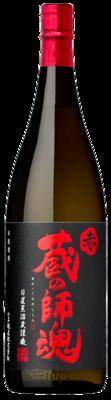 【芋焼酎】小正醸造 蔵の師魂 赤 25度 1800ml