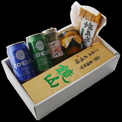 【父の日限定】さけ武蔵大吟醸&クラフトビールと贅沢おつまみの詰め合わせセット