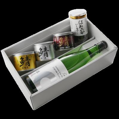 【父の日限定】吟醸酒 吉祥瑞鷹とおつまみセット