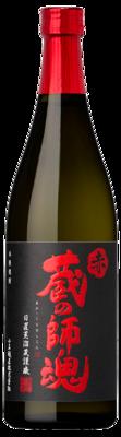 【芋焼酎】小正醸造 蔵の師魂 赤 25度 720ml