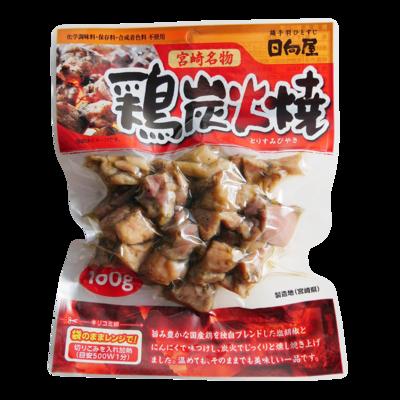 鶏炭火焼 100g