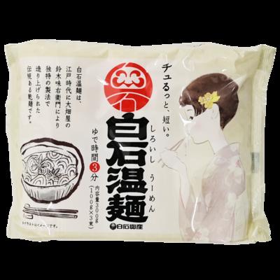 白石温麺 300g