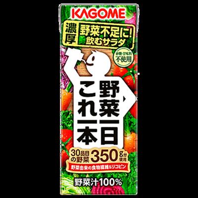 カゴメ 野菜一日これ一本 200ml×24本