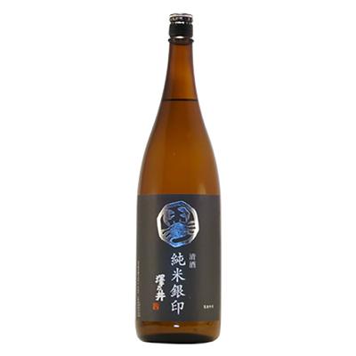 澤乃井 純米銀印 1800ml
