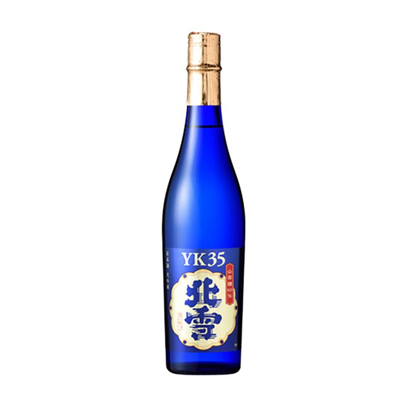 北雪 大吟醸YK35 箱付 720ml 販売