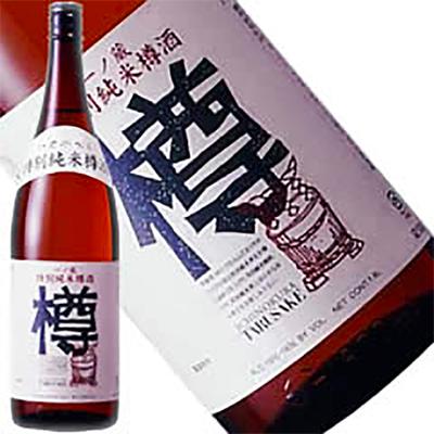 一ノ蔵 特別純米 樽酒(たるざけ) 1800ml
