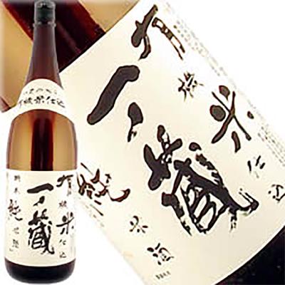 一ノ蔵 有機米仕込 特別純米酒 限定品 1800ml