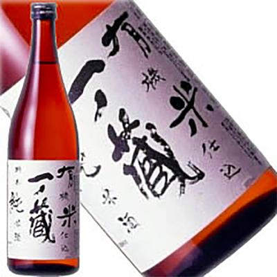 一ノ蔵 有機米仕込 特別純米酒 限定品 720ml