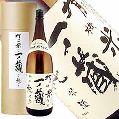 一ノ蔵 有機米仕込 特別純米酒 箱付 限定品 1800ml