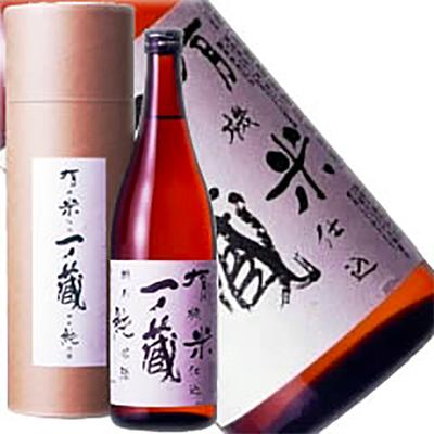 一ノ蔵 有機米仕込 特別純米酒 箱付 限定品 720ml