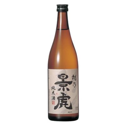 越乃景虎 純米酒 720ml
