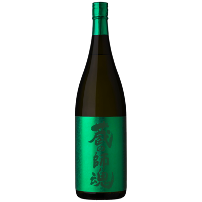 蔵の師魂 The Green 720ml