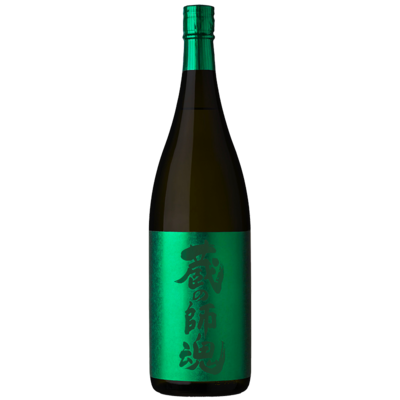 蔵の師魂 The Green 1800ml