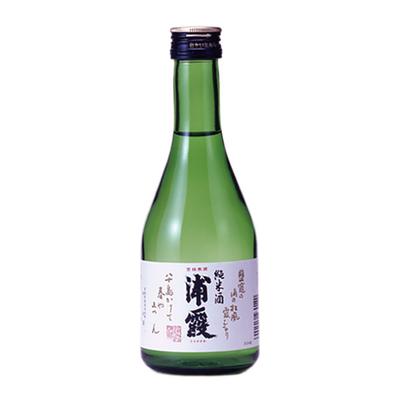 浦霞 純米酒 300ml