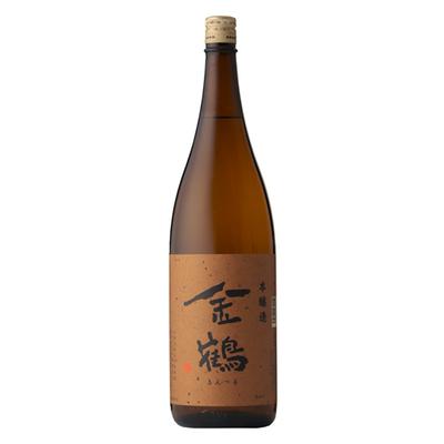 金鶴 本醸造 1800ml