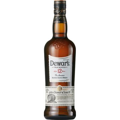 デュワーズ 12年 700ml