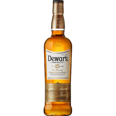 デュワーズ 15年 700ml