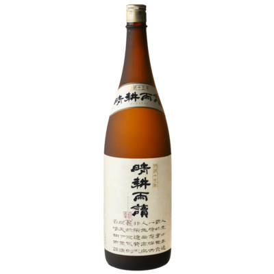 晴耕雨読(せいこううどく) 15年貯蔵 1800ml