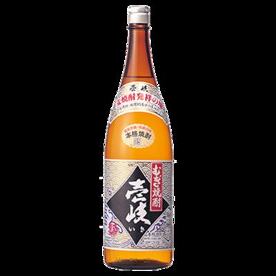 むぎ焼酎 壱岐 1800ml