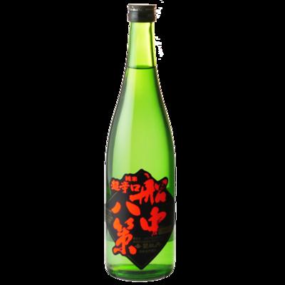 司牡丹 船中八策 超辛口 純米酒 720ml