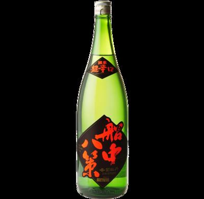 司牡丹 船中八策 超辛口 純米酒 1800ml