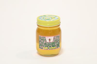 滋賀県産レンゲ蜂蜜450g