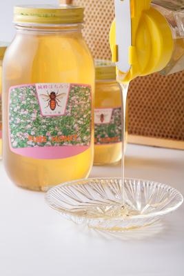 滋賀県産レンゲ蜂蜜1200g(数量限定商品)