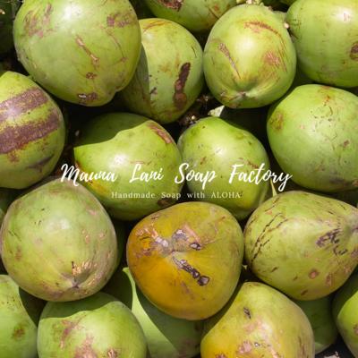 Mauna Lani 100% Organic Soap Oil Mix