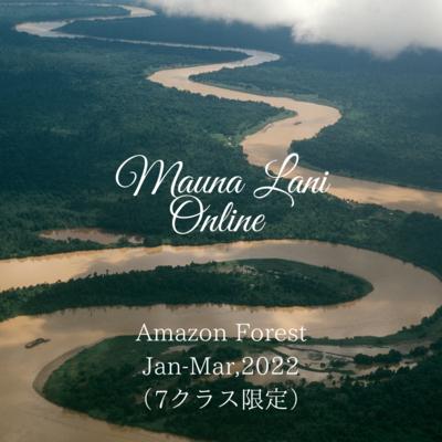 11/5発売 Mauna Lani®️メンバー限定:オンライングループコースレッスン1月〜3月 (動画付・3回)