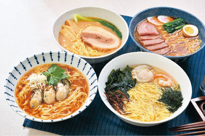 小山製麺 らーめんアソート