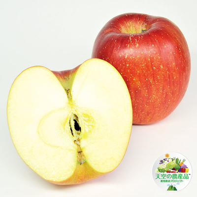信州りんご「あいかの香り」約3kg