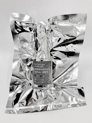 小豆島産100% エキストラバージンオリーブオイル レッチーノ種 1本 66ml