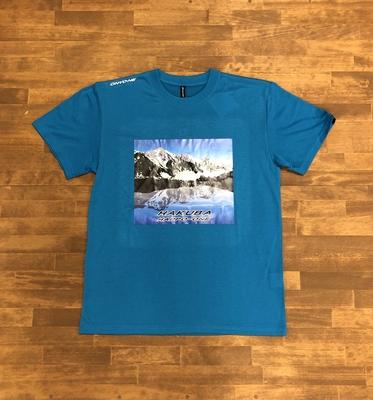 ON・YO・NE HAPPO-ONE ORIGINAL T-shirt ターコイズ