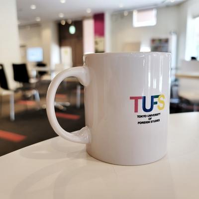 東京外国語大学TUFSオリジナルマグカップ