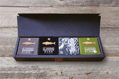 【常温】3缶選べるボックスセット【オイルサバディン】