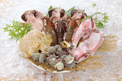 【冷凍/送料込】豪華海鮮BBQセット