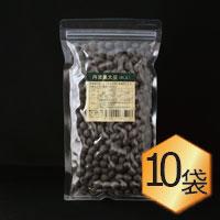 【乾燥豆】丹波黒大豆(L)まとめ買いセット(R1・岡山県産)