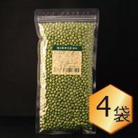 【乾燥豆】極小粒青大豆「黒神」お得セット(R1・青森県産)