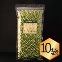 【乾燥豆】極小粒青大豆「黒神」まとめ買いセット(R1・青森県産)