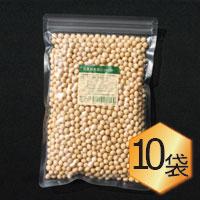 【乾燥豆】豆腐用大豆「シュウレイ」まとめ買いセット(H30・富山県産)